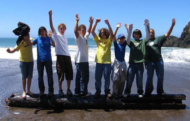 Audubon Youth Leaders - Naturalists in Training