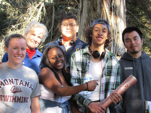 Audubon Youth Leaders (High School Internship)