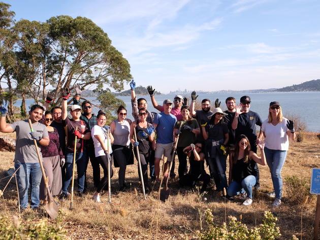 Fall 2019 Volunteer Highlights