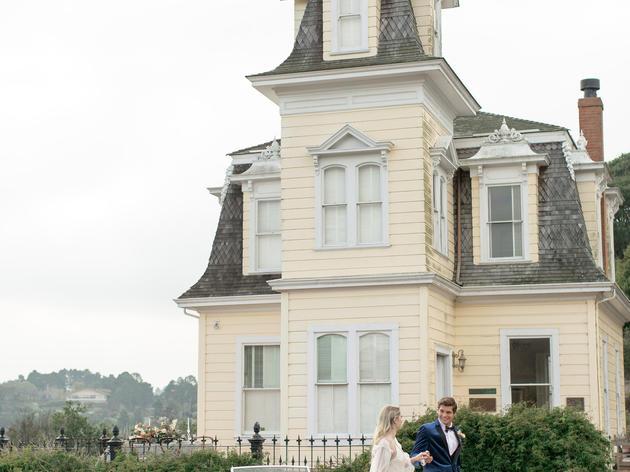 Weddings at Richardson Bay Audubon Center & Sanctuary
