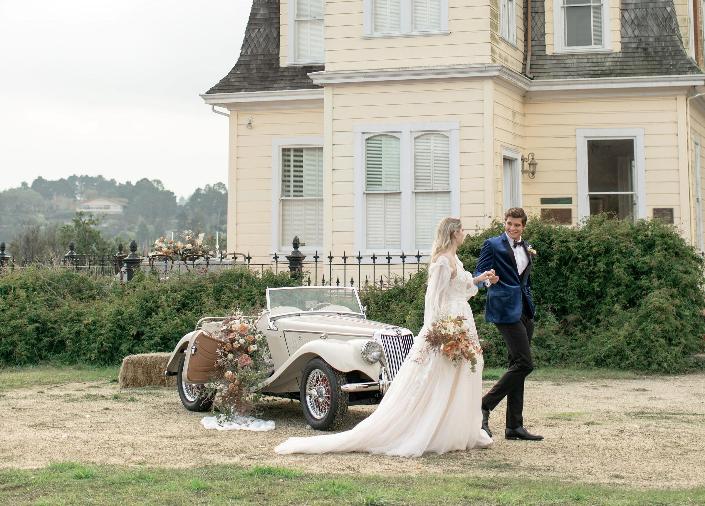 Weddings at Richardson Bay