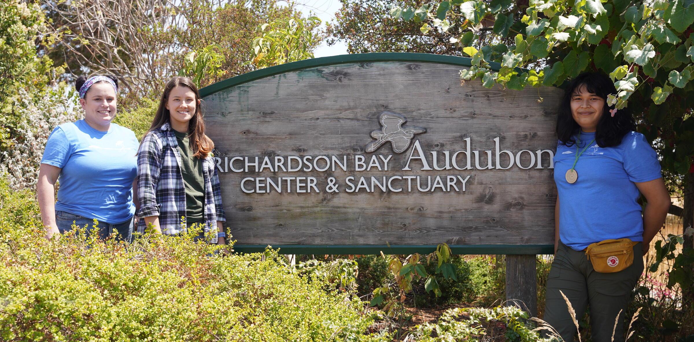 Richardson Bay Audubon Staff Photo